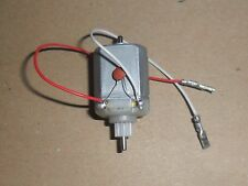 Scalextric brand new sidewinder motor, wires & cog. SUPERB spares also bin