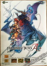 Final Fantasy Tactics A2 RARE NDS 51.5 cm x 73 cm Japanese Promo Poster #1