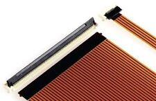 Molex facile sur Série 505110 0.5 mm pitch 8 Way Right Angle SMT mâle FPC connecteur