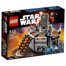 STAR WARS LEGO 75137 Han Solo CARBON-FREEZING CHAMBER Playset 3 Minifigs Ages 7+