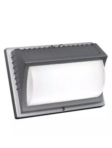 Honeywell Wall Pack Light Security Outdoor Daylight Integrated LED Dusk To Dawn
