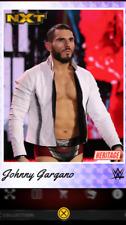 Topps WWE Slam *Digital* 2020 Heritage purple Refractor Legendary Johnny GARGANO