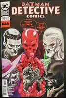 BATMAN DETECTIVE COMICS #970a (2018 DC Universe Comics) ~ VF/NM Book