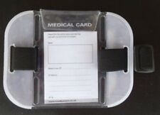 Medical Arm band - essential piece of all hunter trial/cross country equipment
