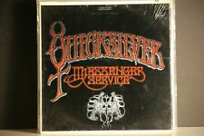 QUICKSILVER MESSENGER SERVICE LP ST-2904 19868 PRESSING  STILL IN SHRINK FOIL