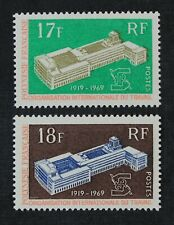 CKStamps: France Stamps Collection French Polynesia Scott#251 252 Mint H OG