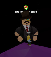 sircfenner Plushie Bubble Gum simulator Roblox BGS