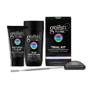 GELISH POLYGEL TRIAL KIT (UP TO 50 APPLICATIONS)  Nail Enhancement System