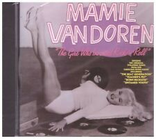 Mamie Van Doren CD - The Girl Who Invented Rock 'n' Roll   Brand New    Marginal