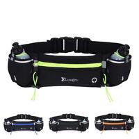 Hiking LightupU Waist Belt Built-In LED Light Running Cycling Walking