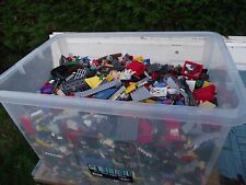 Genuine Lego 1kg-1000g Massive Job Lot Mixed Bundle Of Lego OUT OF LARGE BOX