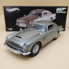 Hot wheels elite 1:18 Aston Martin DB5 007 JAMES BOND Goldfinger BLY20 Diecast