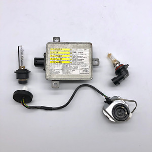 OEM for 09-14 Acura TSX Xenon Lamp Ballast Igniter & HID Bulb Kit Inverter Unit