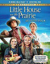 Little House on the Prairie Season 4 Collection [Blu-ray]