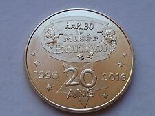 MDP 30 (UZES) MUSEE DU BONBON HARIBO No14 1996 - 2016 ANNEE  2016 NEUVE