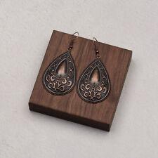 Fashion Vintage Boho Bohemia Gypsy Water Droplets Style Women Earrings Jewellery