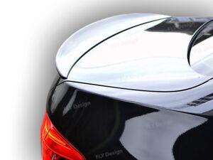 für BMW E90 M Sport Tuning BLACK Heckspoilerlippe Spoiler PERFORMANCE typ HIGH K