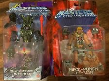Battle Armor Skeletor Mega Punch He-Man 200x Masters of the Universe NEW