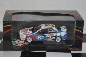 Subaru Impreza Rallye Safari 1999 1:43rd Scale RR.ke 06 TROFEU