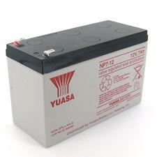 Yuasa NP7-12ALT1-Yuasa NP7-12 12V 7AH Battery