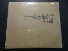 PEARL JAM New 2X CD 6-1-00 DUBLIN IRELAND 2000 official bootleg concert SEALED