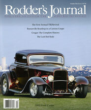 Rodders Journal 57B;Hot RatRod,Gasser, 1932 Ford Coupe