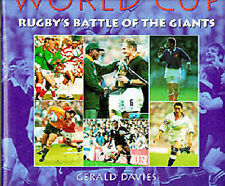 The World Cup: Rugby's Battle of the Giants,Davis, Gerard,Excellent Book mon0000