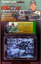 HARRY GANT Authentic Autograph 1992 WHEELS Factory Seal