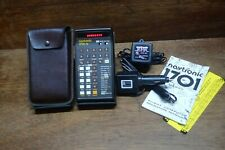 NAVTRONIC 1701TR RARE VINTAGE CALCULATOR WORKS PERFECTLY!