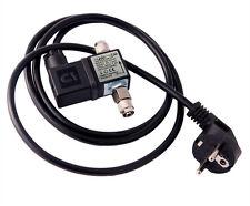 AQUA-NOA CO2 Nachtabschaltung Qualitäts-Magnetventil Brummfrei Neu&Ovp