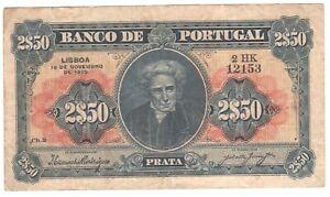 Portugal 2.50 Escudos 1925 P-127