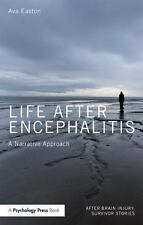 LIFE AFTER ENCEPHALITIS - EASTON, AVA - NEW PAPERBACK BOOK