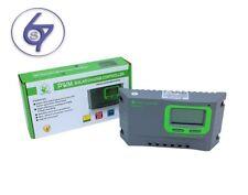 20A 12V/24V Solar Panel Battery Regulator Charge Controller LCD 3 year Warranty