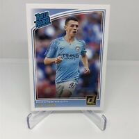 2018-19 Donruss Soccer PHIL FODEN Rookie RC #179 Manchester City Invest 🔥