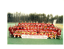 1972  WASHINGTON REDSKINS TEAM 8X10 PHOTO  NFC CHAMPIONS DC  FOOTBALL NFL