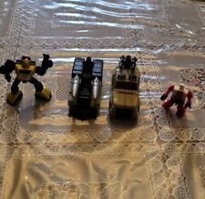 Transformers Lot 2 Cars and 2 Figures