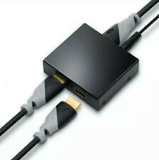 HDCP-KILLER 1:2 HDMI 4k 3D Splitter umgeht/ENTFERNT KOPIERSCHUTZ f Video Grabber