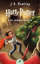 LIBRO: Harry Potter y La Camara Secreta - J.K. Rowling