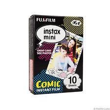 Fujifilm Instax Mini Comic telaio pellicola per fotocamera istantanea ISTANTE
