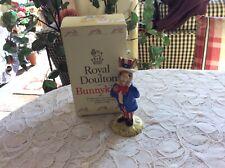 Royal Doulton ~Uncle Sam~ Bunnykins Figurine 1985 With Original Box
