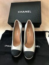 Chanel pumps shoes size 37,5