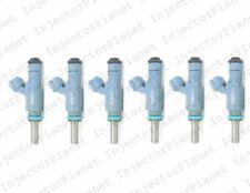 Set of 6 Bosch 0280157012 fuel injector 2004-2006 Audi TT 3.2L 022906031J