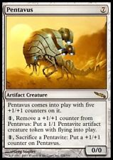 MTG 1x PENTAVUS - Mirrodin *Rare Artifact FOIL NM*