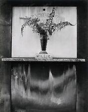 Edward WESTON: Wilie, New Orleans, 1941/ Silver / Ptd 1951 / SIGNED by EW!