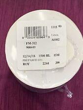Genuine Monarch 1115 & 1215 White Labels (10 Rolls) - 900449