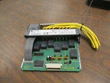 Allen-Bradley SLC 500 Output Module 1746-OX8 Ser A 10-250VAC/10-125VDC Output