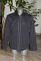 HUGO BOSS - Adorable chemise rayé manches longues -Taille XL - EXCELLENT ÉTAT