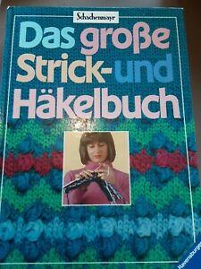 Das große Strick- und Häkelbuch, Schachenmayr