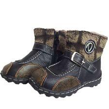Markenlose Stiefel & Boots für Mädchen aus Leder