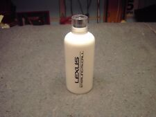 h2go LEXUS STERLING Mc CALL white 32 oz water bottle